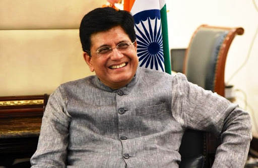 Piyush Goyal -National GIS-enabled Land Bank System