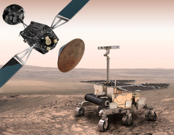 ESA and Russia Rush to Mars Exploration