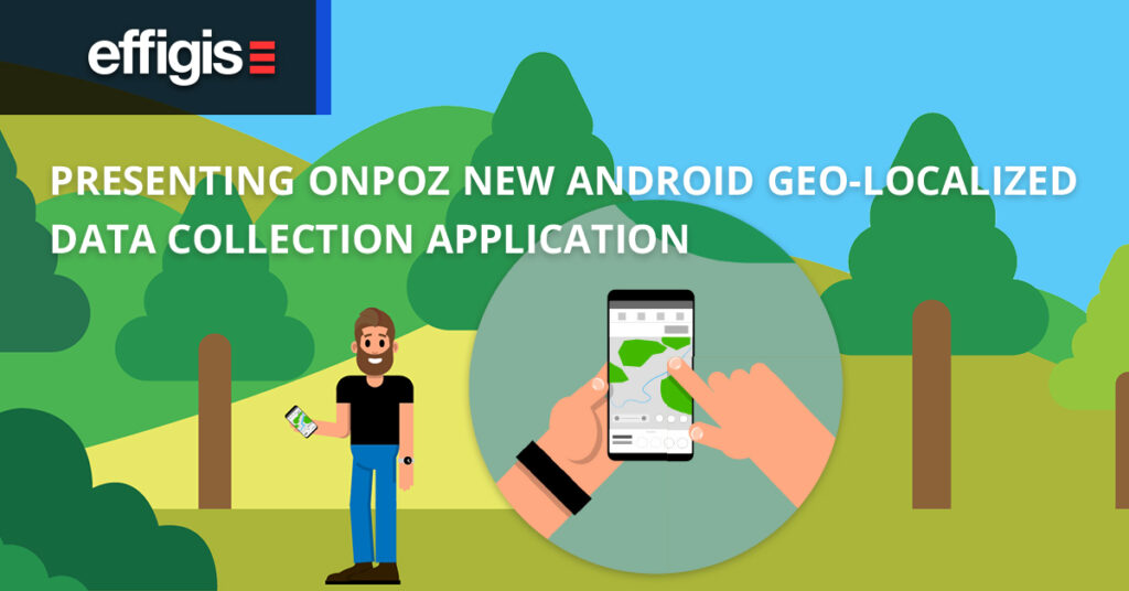 OnPOZ Collect Mappings App for geospatial data collection