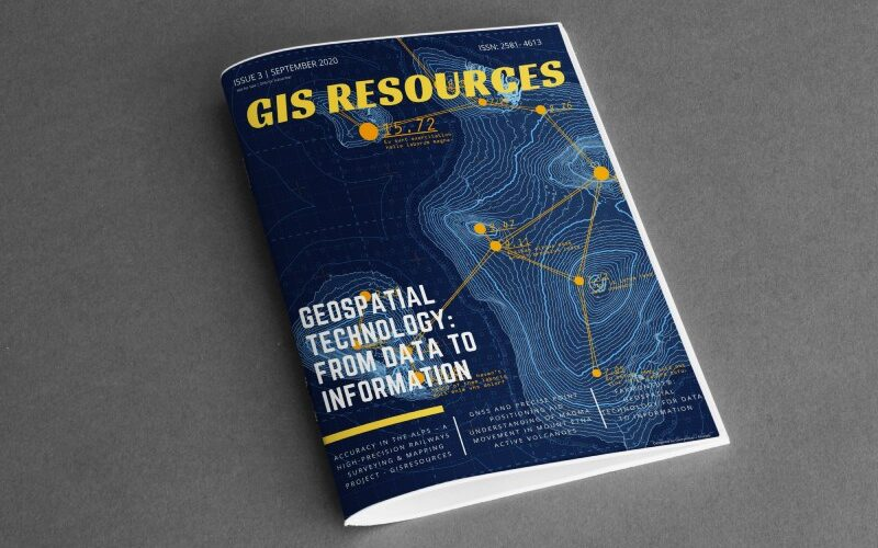 GIS Resources Magazine (Issue 3 | September 2020): Geospatial Technologies: From Data to Information