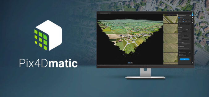 Pix4Dmatic Latest Digital Photogrammetry Software