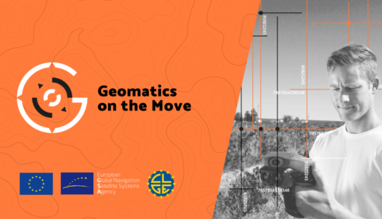 Geomatics on the Move – A Challenge for Innovators Across the EU
