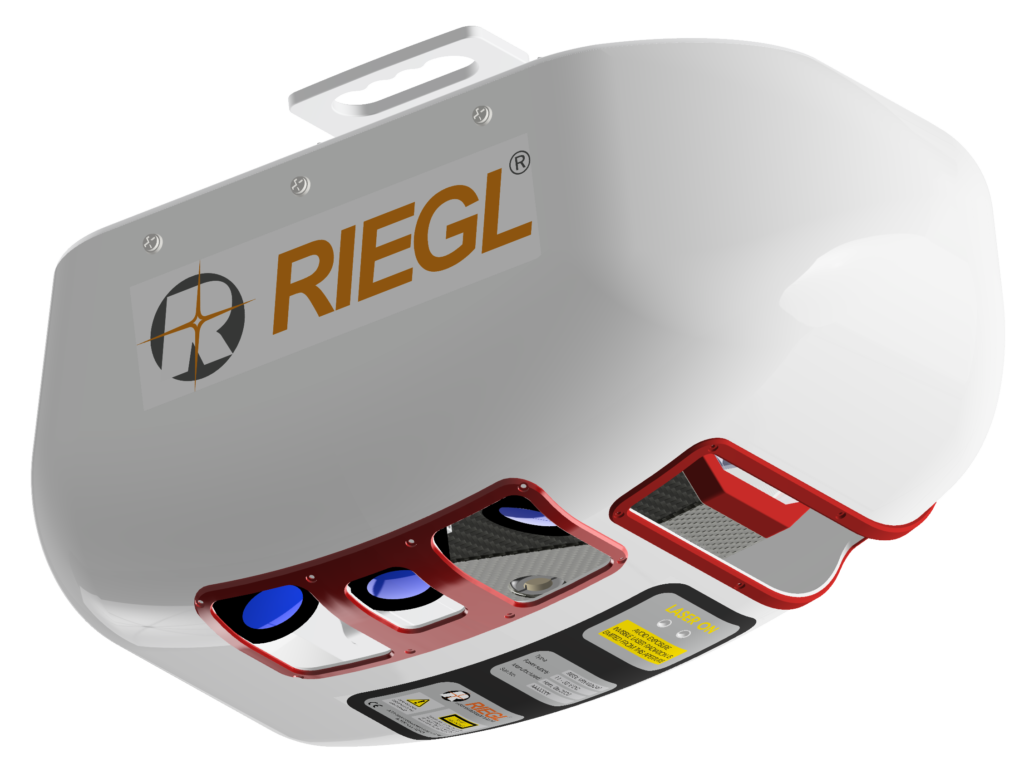 RIEGL VPX-1 Helicopter Pod