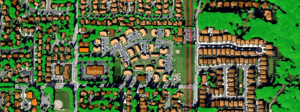 Startup EarthDefine Uses AI for Building Footprint Geocoding -EarthDefine's building footprints are generated using state-of-the-art deep neural networks
