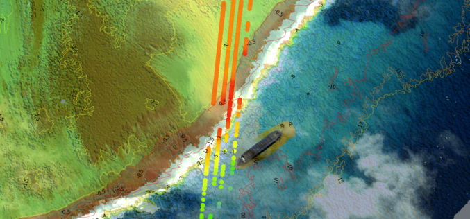 TCarta Develops AI-Based Commercial Bathymetric Mapping Technologies with National Science Foundation Grant