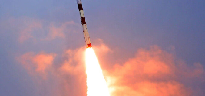 ISRO Launches EOS-01 and Nine Other Satellites