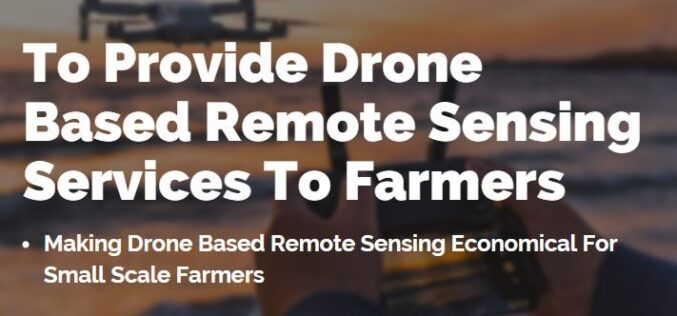 Farmonaut Partners With GarudaUAV to Provide Drone-Based Remote Sensing Technologies for Farming in India