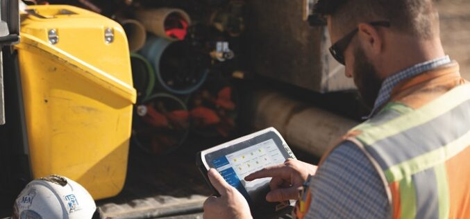 Trimble T100 Tablet Delivers High-Performance Computing in the Field