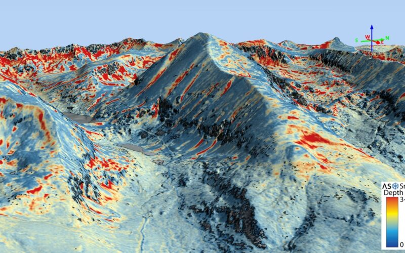 Airborne Snow Observatories, Inc. Takes Delivery of the All-New Cutting-Edge RIEGL VQ-1560 II-S LiDAR System