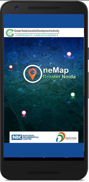 GNIDA GIS mobile app
