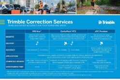Trimble Boosts Flagship RTX Correction Services Performance – Continuing to Raise the Bar for Geospatial Users